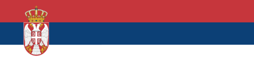 Flag of Serbia, long side.png