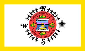 Passamaquoddy - Passamaquoddy Flag