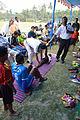 Flexibility Test - Football Workshop - Nisana Foundation - Sagar Sangha Stadium - Baruipur - South 24 Parganas 2016-02-14 1334.JPG