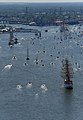 Flickr - Official U.S. Navy Imagery - Ships participating in Operation Sail 2012 Virginia, sail towards the downtown Norfolk waterfront..jpg