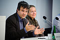 Flickr - boellstiftung - Dietmar Lindenberger und Sylvia Kotting-Uhl.jpg