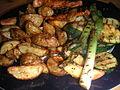 Flickr - cyclonebill - Kylling, kartofler, forårsløg og squash.jpg