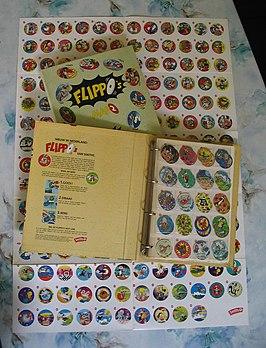 Wonderbaarlijk Flippo - Wikipedia ZW-45