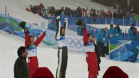 Flower ceremony for Womens Aerials.jpg
