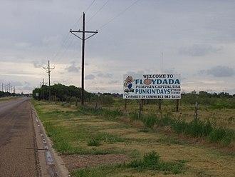 Floydada, Texas - Welcome to Floydada