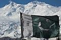 Flying flag in front of Nanga Parbat.jpg