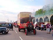 Foden 5 ton steam lorry registration WX 2682.jpg