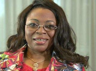 Folorunso Alakija Nigerian billionaire businesswoman