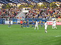 Football Stadium BATE, Borisov. Game July 2009.jpg