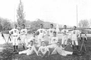 Football team of Kronen-Club Cannstatt in 1898