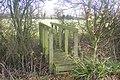 Footbridge near Coldbridge Wood - geograph.org.uk - 1600497.jpg