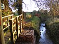 Footpath 17, over the River Yox - geograph.org.uk - 1072399.jpg