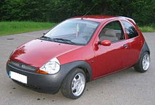 Ford Ka From Wikipedia