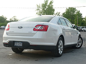 Ford Taurus (sixth generation) - Ford Taurus SEL