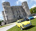 Ford line-up at Lulworth Castle (33837456784).jpg