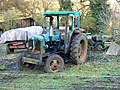 Fordson tractor, Daneway - geograph.org.uk - 1134020.jpg