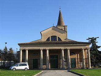 Forlimpopoli - Basilica of San Rufillo.