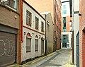 """Former """"Chimes"""" restaurant, Belfast - geograph.org.uk - 1436326.jpg"""