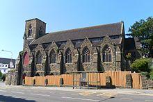 Former St Leonards-on-Sea United Reformed Church, Skt-Leonards-sur-maro (de Orienta).JPG