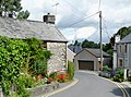 Former drove road into Llanddewi-Brefi, Ceredigion - geograph.org.uk - 1420690.jpg