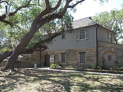 Fort Matanzas visitor center13.jpg