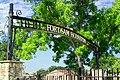 Fort Sam Houston, Rittimann gate.jpg