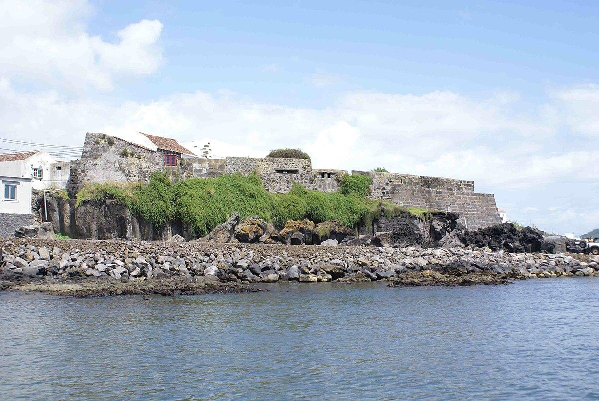 Fortress Of S 227 O Mateus Da Calheta Wikipedia