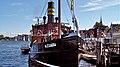 Foto, http-www.fleno.de Salondampfer Alexandra http-www.dampfer-alexandra.de im Flensburger Hafen - Flensburg - Schwimmendes Wahrzeichen der Stadt Flensburg - panoramio - www.fleno.de (1).jpg