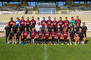 CF Reus Deportiu - 2015–16 squad, that achieved the promotion to Segunda División