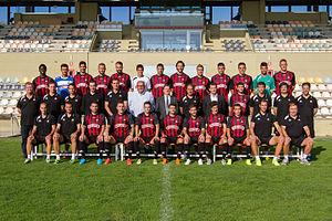 CF Reus Deportiu - 2015–16 squad, that achieved the promotion to Segunda División