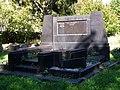 Frýdek, židovský hřbitov, hrobka Adolfa Landsbergera.jpg