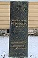 Fr G Hedberg memorial.jpg
