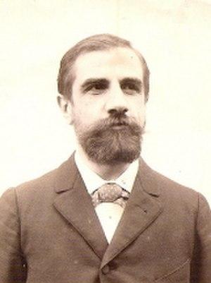 François Gény - François Gény in 1894
