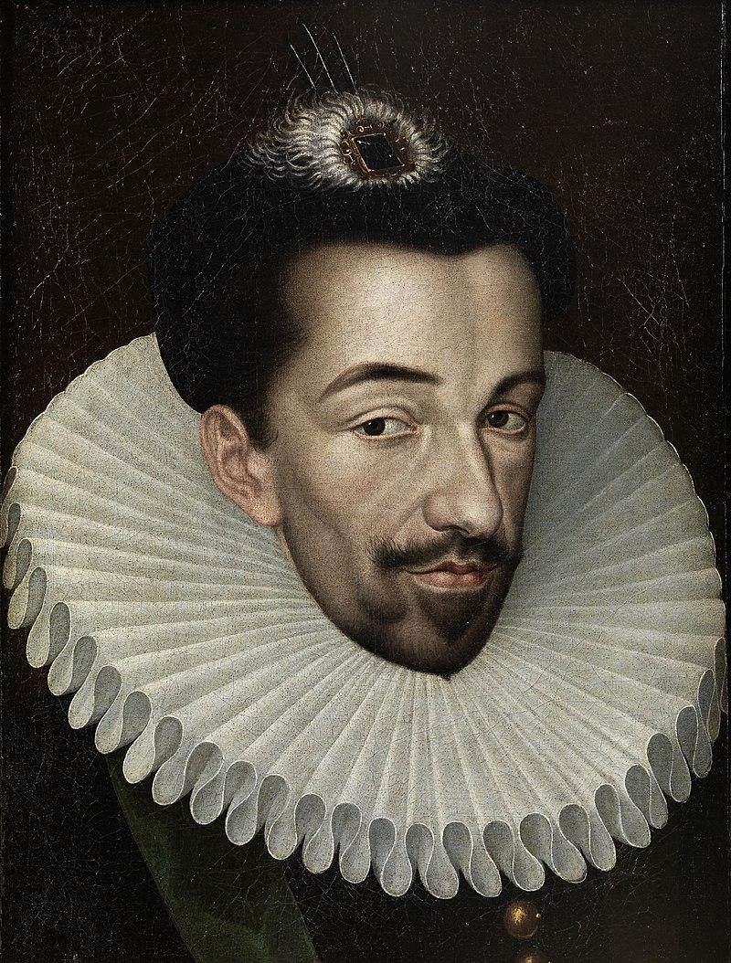 François Quesnel - Portrait de Henri III. de la Pologne et de la France.jpg