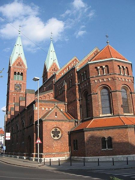 Slika:Frančiškanska cerkev Maribor.jpg