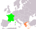 France Greece Locator.png