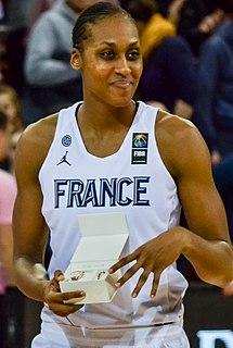 Sandrine Gruda basketball player