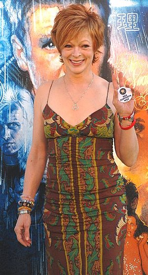 Frances Fisher - Fisher at the 2007 Jules Verne Adventure Film Special Awards Presentation