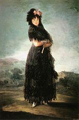 Mariana Waldstein, marquise de Santa Cruz