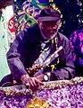 Frank Morton, Mardi Gras Day 1998.jpg