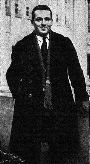 Frank Steketee - Frank Steketee, 1921