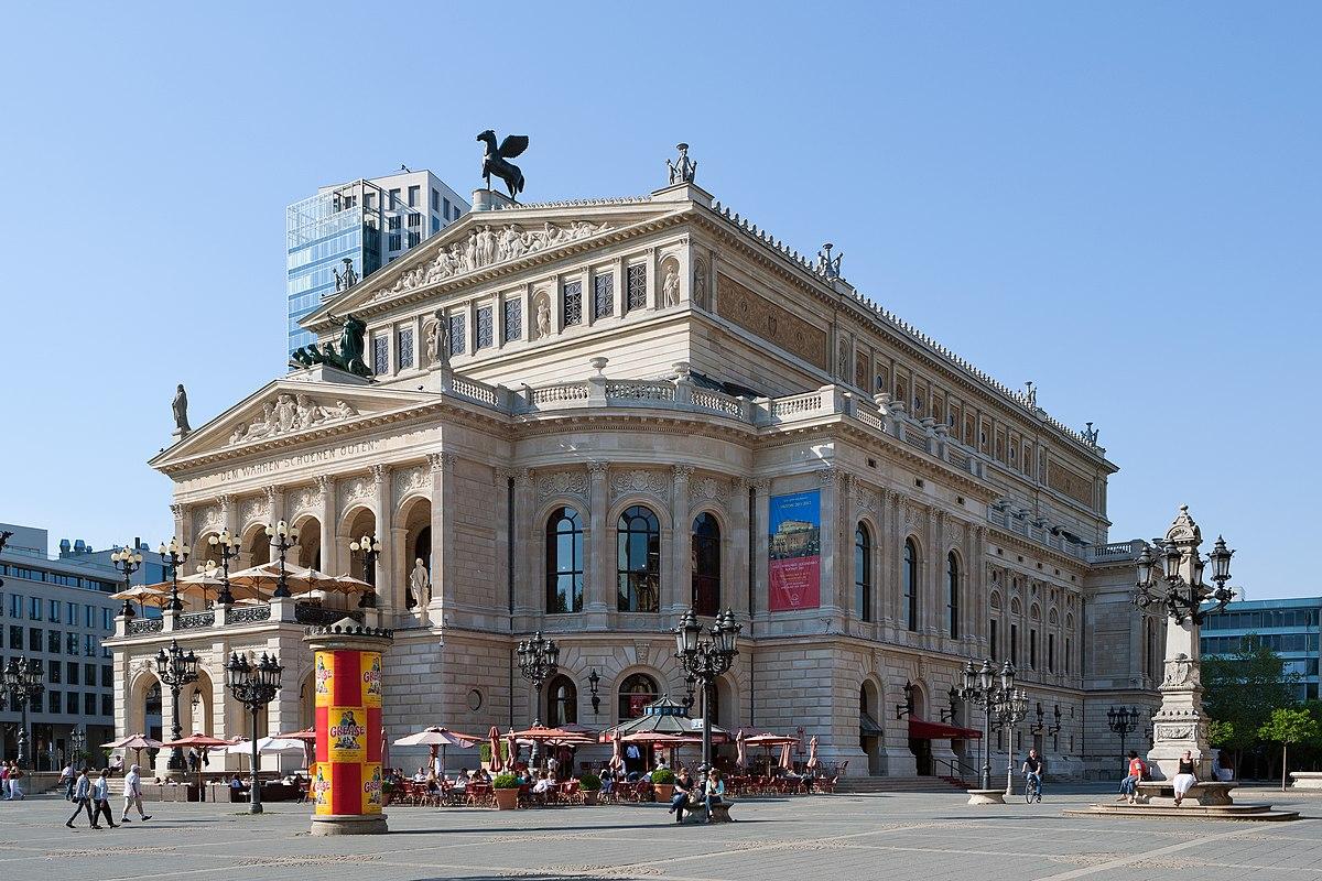 Alte oper wikipedia - Mobel frankfurt am main ...