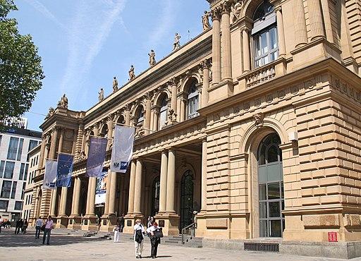 Frankfurt Börse IHK