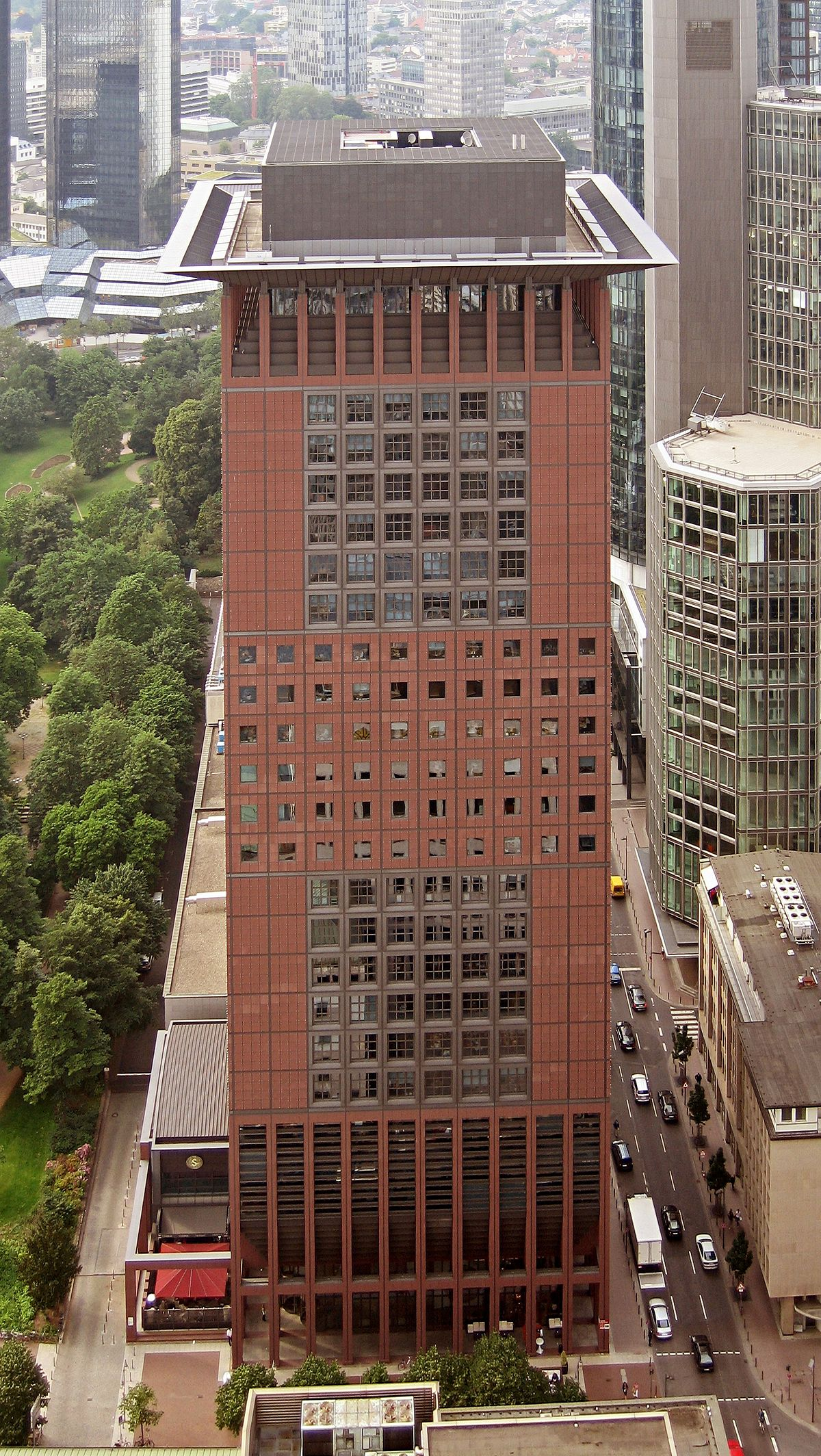 Japan Center Frankfurt Wikipedia