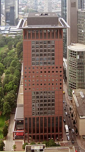 Japan Center (Frankfurt) - Image: Frankfurt Main Japan Tower 6240a