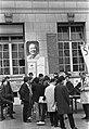 Frankrijk. Sorbonne bezet door studenten, Bestanddeelnr 921-3973.jpg