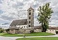 Frauenstein Obermühlbach 70 Pfarrkirche hl Georg NNW-Ansicht 21082017 0469.jpg
