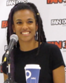 Freema Agyeman at Fan Expo 2016.png