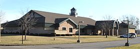 Frenchtown Township Hall Michigan.JPG
