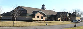 Frenchtown Charter Township, Michigan - Frenchtown Township Hall